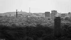 Entstehen. (Eugercios) Tags: park city parque cidade panorama berlin skyline germany deutschland europa europe cityscape skyscrapers ciudad panoramica alemania tiergarten alemanha entstehen