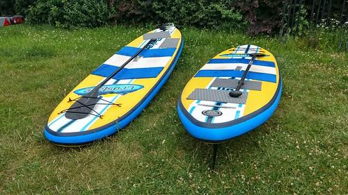 Aufblasbaree Stand Up Paddle Board