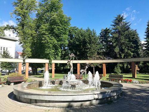 Park v Žilině