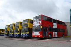 Dublin Bus AV46 00-D-40046 - AV162 00-D-70162 - AV171 00-D-70171 - Driver Trainers AV51 00-D-40051 & AV43 00-D-40043 (Will Swain) Tags: broadstone depot 12th june 2016 bus buses transport travel uk britain vehicle vehicles county country southern south east ireland irish city centre yard garage central trainer trainers dublin av46 00d40046 av162 00d70162 av171 00d70171 driver av51 00d40051 av43 00d40043