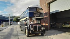 East Yorkshire AEC Regent V WAT 652 (JamesHorrellPhotography) Tags: east yorkshire aec regent wat652 wishbone brewery