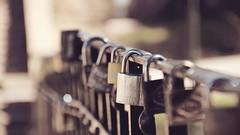 Candados del corazn (nojustiniano) Tags: candados locks