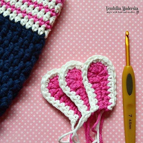 One of my #wip almost done :-) #vendulkam #vendulkamcrochet #crocheting #crochetingmakesmehappy #crocheteveryday #crochetlover #newproject #handmade #crochetbag #blue #bluesummer #pink #flower