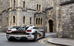 One:1 (Alex Penfold) Tags: koenigsegg one1 one 1 supercars supercar super car cars autos alex penfold 2016 silver orange supervettura windsor castle