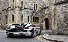One:1 (Alex Penfold) Tags: koenigsegg one1 one 1 supercars supercar super car cars autos alex penfold 2016 silver orange supervettura windsor castle
