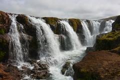 The waterfalls of Kolugljufur (Martin Ystenes - on Iceland) Tags: iceland sland martinystenes akureyri reykjavik