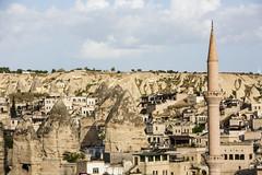 minaret (eb78) Tags: turkey middleeast cappadocia anatolia landscape goreme minaret mosque