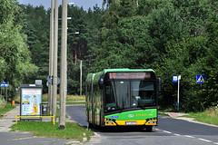 Solaris Urbino 18 #1910 MPK Pozna (3x105Na) Tags: solaris urbino 18 1910 mpk pozna mpkpozna tramwaj polska polen poland bus autobus
