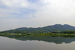 Lakescape in Yangpyeong (Johnnie Shene Photography(Thanks, 1Million+ Views)) Tags: lake lakescape water reflection sky skyline day summer wideangle nature natural longdistance photography horizontal outdoor colourimage fragility freshness nopeople selectivefocus yangpyeong gyeonggido korea korean landscape scenic scenery interesting awe wonder luminosity hdr hd traveldestination landmark local attraction bright rural mountain mountainscape parallel canon eos600d rebelt3i kissx5 sigma 1770mm f284 dc macro lens