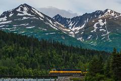 Alaska, Train