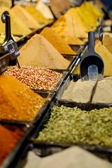 Spices in the Markthallen, Rotterdam (cerfon) Tags: rotterdam nederland