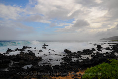 DSC_6496 (reflective perspicacity) Tags: hawaii oahu july2016 nikond300 lanikaibeach waimanalo kailua honolulu ocean pacificocean