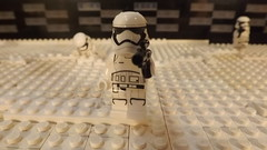 attack on starkiller base (Legofanww1) Tags: lego star wars starkiller base attack gun