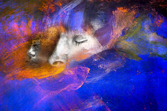 Daydream (Sophie Shapiro) Tags: barcarollefromlescontesdhoffmancaballeverrett daydreambysophieshapiro psychictruths artist painter sophieshapiro neverturningaway fromitselfneverturning inpassing psychicworld