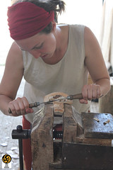 IMG_0464 (zedoutdoors) Tags: spoon carving woodwork spoonfest carve