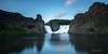 Into the blue (SteinaMatt) Tags: fjölskyldan sumar2016 verslunarmannahelgin steina matt steinamatt photography steinunn matthíasdóttir landscape landslag landslagsmyndir iceland ísland hjálparfoss waterfall