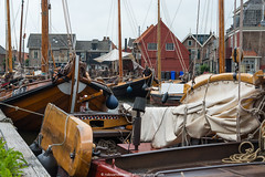Botters (robvanderwaal) Tags: spakenburg scheepswerf botters robvanderwaalphotographycom 2016 werf rvdwaal botter historic traditional fishingboat dutch shipyard vissersboot platbodem nederland netherlands boot schip ship vessel zeil sail sailing zeilschip