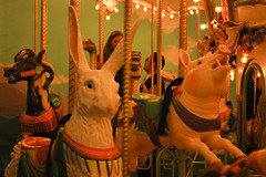 Five minutes on the carousel (hammerwold) Tags: california park mall amusement carousel fair ponies sacramento carosel merrygoround arden jacc