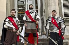 Imperiali (Skarlo87) Tags: soldier fight steel games lucca fantasy armor empire sword warhammer medievale larp giochi armatura rinascimento soldati impero grv whlive
