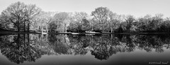 Reflections (CVerwaal) Tags: nyc reflections centralpark panoramas sailboatpond