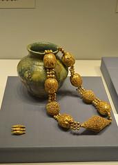 JERUSALEM, ISRAEL - Israel Museum/ ,  -   (Miami Love 1) Tags: museum gold israel jerusalem middleeast museo israeli oro canaan jerusalen filigree umayyad mediooriente filigrana       omeyas  cercanooriente