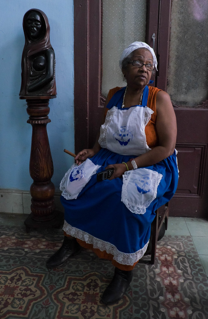 lucumi research Santería, also known as regla de ocha, la regla de ifá, or lucumí, is an afro-american religion of caribbean origin that developed in the spanish empire among west african descendants santería is a spanish word that means the worship of saints.