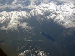 Cascades from the Air (Mike Dole) Tags: aerial cascades washingtonstate cascademountains alpinelakeswilderness waptuslake mtdaniel summitchiefmountain mthinman bearsbreastmountain venuslake spadelake