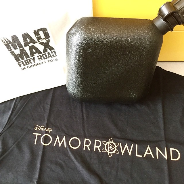 Mad Max: Fury Road is now on its 2nd week. Tomorrowland is now showing in cinemas! #WaltDisneyPH #WarnerBros #movies #Tomorrowland #Madmax #InstaFlick