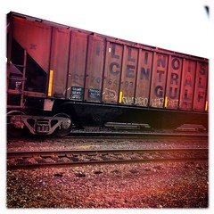 20150521-1056 (Straylight Productions) Tags: city urban chicago canada vancouver port train graffiti harbor illinois industrial cityscape bc harbour britishcolumbia streetphotography rail railway transportation yvr eastside freight logistics 2015 illinoiscentralgulf iphoneography hipstamatic
