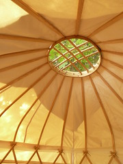 "Mini Yurt • <a style=""font-size:0.8em;"" href=""http://www.flickr.com/photos/61957374@N08/27748319123/"" target=""_blank"">View on Flickr</a>"