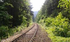 railways (jakubfilo) Tags: railroad train tunnel stare tunnels tunel railways railroads hory banska bystrica harmanec