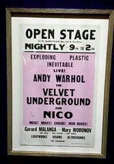 Expo Velvet Underground (tarnouche) Tags: underground velvet