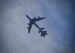 KC-135T 58-0045 (Corey Betke) Tags: f22 f22a raptor viper falcon f16 f16c air refueling aerial