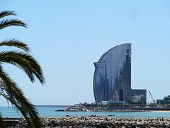 Hotel Vela (Cepreu K) Tags: barcelona barceloneta ricardo bofill ricardobofill whotels hotelvela portofbarcelona sailhotel starwoodhotelsandresorts wbarcelona