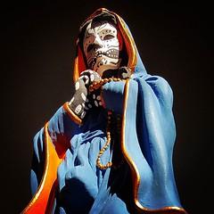 La Muerte (Andre Salomo Brito Mattos) Tags: santamuerte death muerte santa saint art