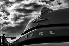 1955 Opel Blitz (onemoregeorge.frames) Tags: 2015 blitz concourselegance d40x greece nikon november opel automobiles blackandwhite classic monochrome omg onemoregeorge