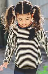 IMG_3451 (kbrallz) Tags: girl children play little stripe criana hopscotch menina brincadeira amarelinha