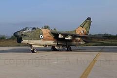 A7  160537 (TF102A) Tags: aviation aircraft a7 araxos corsair greekairforce hellenicairforce