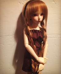Layla (xvictoriamargaretx) Tags: minifeeliria msd mnf minifee layla liria fairyland doll cp balljointeddoll bjd abjd ball jointed dolls fairylandminifee