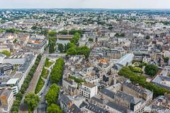 Nantes-Tour_de_Bretagne_vue_vers_le_Bassin_de_Ceineiray_22072016 (giesen.torsten) Tags: nantes frankreich france paysdelaloire nikon tourdebretagne aussichtsplattform blickbernantes nikond810