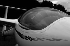 Schleicher ASW27 Glider (mme1998) Tags: glider sailplane pngc portsmouthnavalglidingclub leeonsolent airfield daedalus airplane nikon d3300 dslr hampshire aviation 933 schleicherasw27 asw27