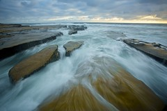 Influx (ernogy) Tags: ocean ca seascape beach landscape pacific sandiego time lajolla influx ernogy