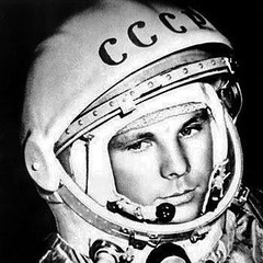 Yuri Gagarin the first man in space (freddykruegerthai) Tags: cosmonaut yurigagarin