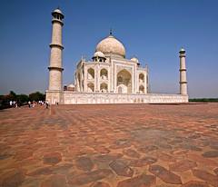 Taj Mahal 198 (David OMalley) Tags: world india heritage river site tomb taj mahal agra unesco mausoleum shah pradesh uttar jahan mughal mumtaz yamuna