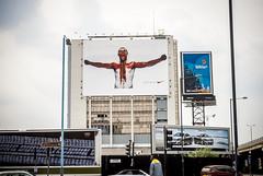 Just Do It - Nike Euro 2006 (pixelhut) Tags: london uk england brentford greatwestroad a4 westlondon 2006 nike justdoit football billboard poster euro2006