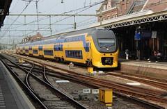 Aankomst NS Virm 8663 te Roosendaal (erwin66101) Tags: ns virm nsvirm intercity zwolle station roosendaal
