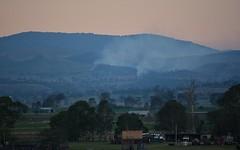 Innisplain dusk (dustaway) Tags: landscape dusk tamrookum loganvalley sequeensland queensland australia australianlandscape ruralaustralia rurallandscape farmhouse outbuildings