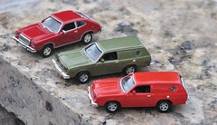 THE RED BOBCAT AND 2 '77 PINTO WAGONS...VERY TINY (richie 59) Tags: diecast diecastcar diecastautomobile diecastauto sunday weekend diecastford smallscale fordmotorcompany ford diecastcollection mercury diecastmercury richie59 outside summer backyard diecastvehicle motormax fordpinto 2016 july242016 july2016 187scale 187 mercurybobcat 1975mercurybobcat 1977fordpinto freshcherries bobcat america 2010s usa us americancar uscar 2door twodoor 1970scar greencar miniaturevehicle miniature miniatureauto modelautomobile toyautomobile smallscaleautomobile orangecar redcar sideview