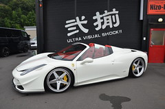 Ferrari 458 Spider | FXS550