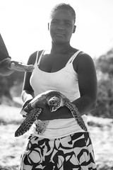 D75_1725 (Andy Kahumbu) Tags: beach kenya watamu hawksbill turtle rescue localoceantrust turtlerelease seaturtle